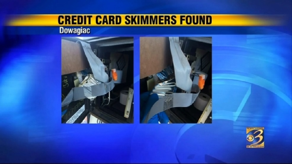 Credit card skimmers found at Dowagiac gas station | WWMT