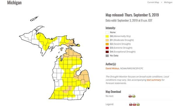 Rain this week expected to help crops, improve current ... The Current Drought Map Of Us on current drought map may 2013, current us temperature map, current world weather map, current drought map for south america,
