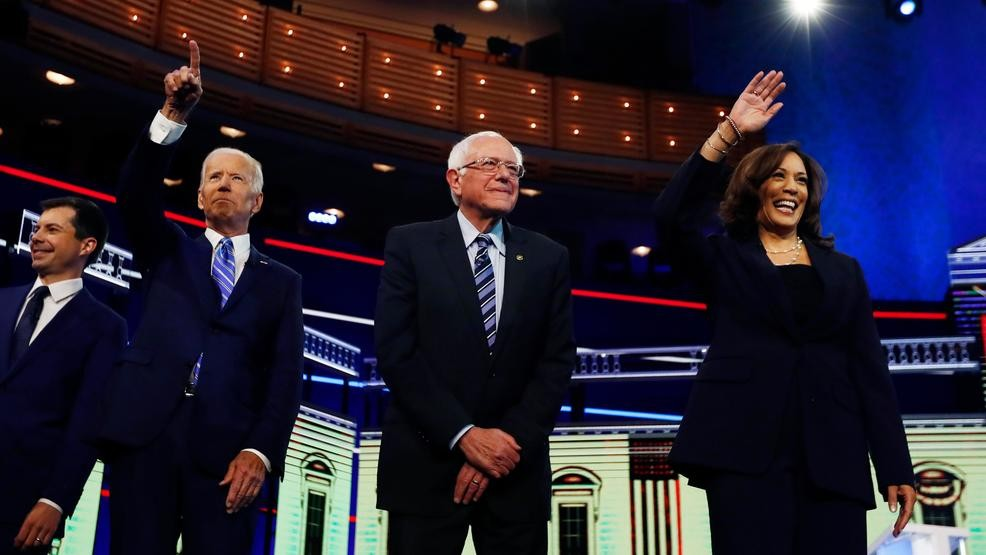 Round 2 of Democratic debate is party's most-watched ever | WWMT