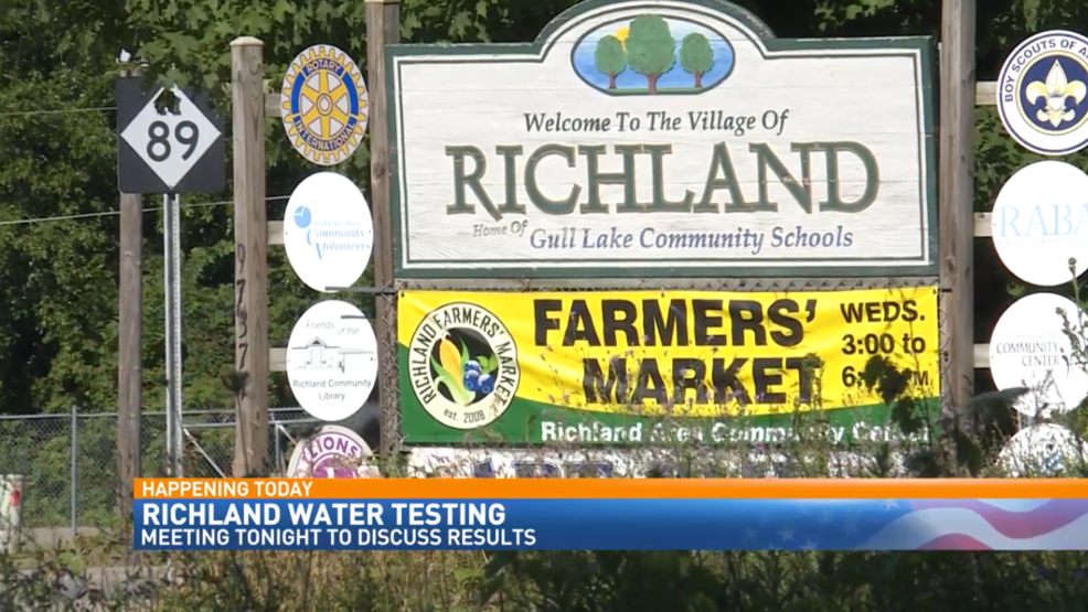 Private well testing for PFAS is expanding in Richland