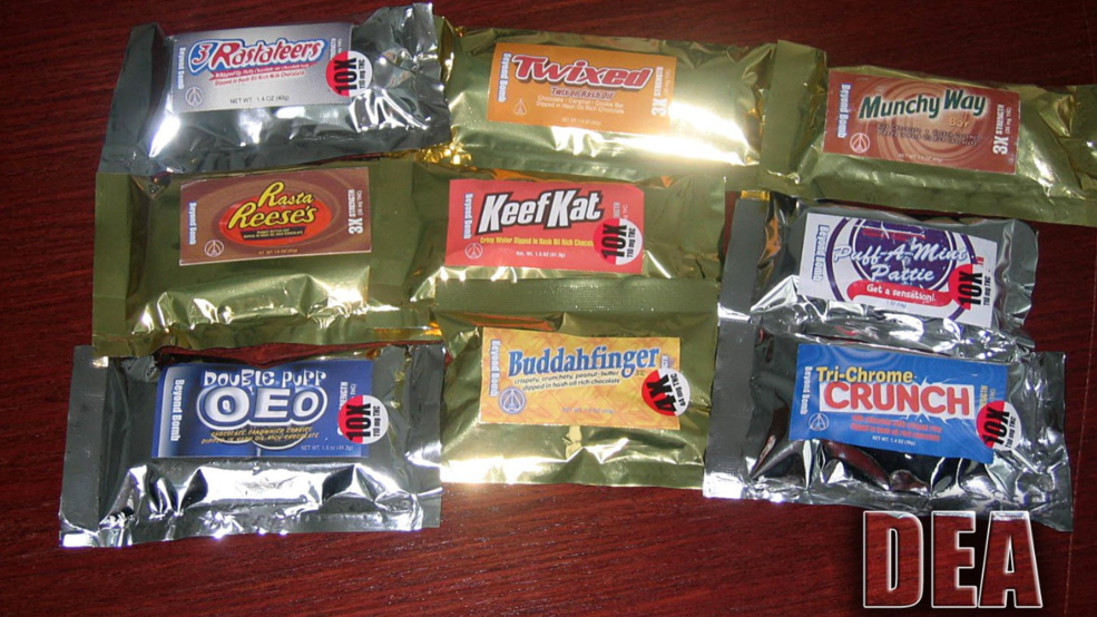 Dea 2020 Press Release Halloween Candy DEA warns parents of drug laced Halloween candy lookalikes | WWMT