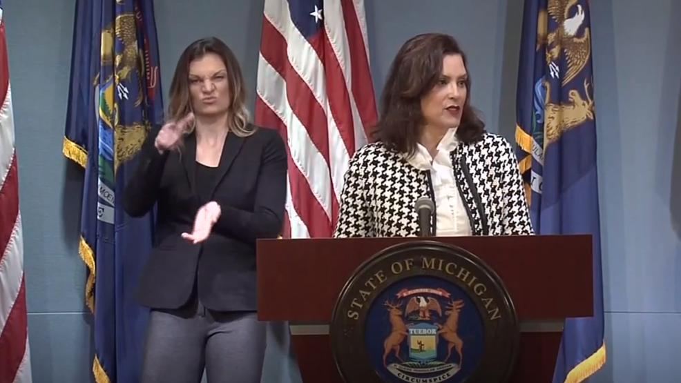 Gov Gretchen Whitmer Calls Boat Controversy Failed Attempt At Humor Wwmt