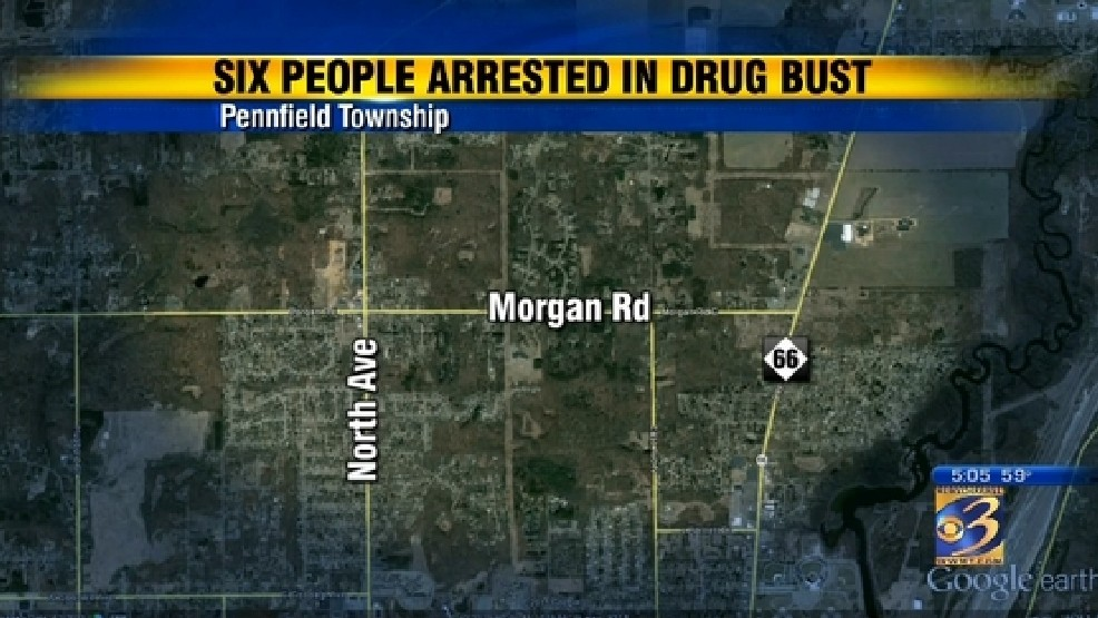 Six people facing drug charges after traffic stop in