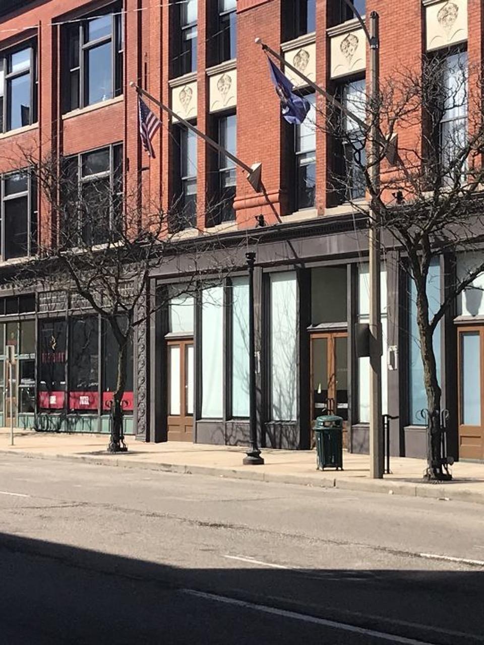 Restaurants Events Shutdown During