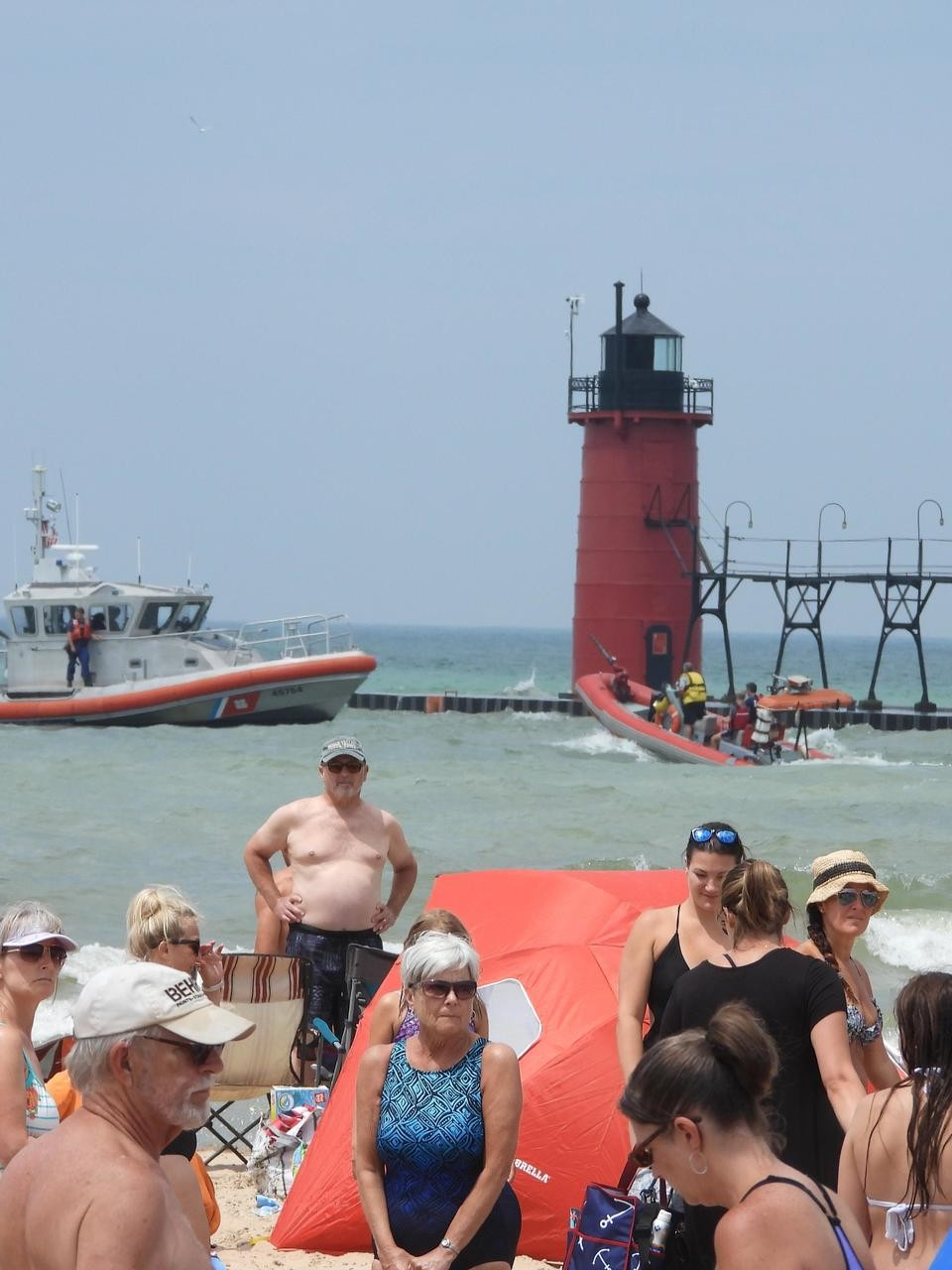 13 Year Old Drowns Near South Haven