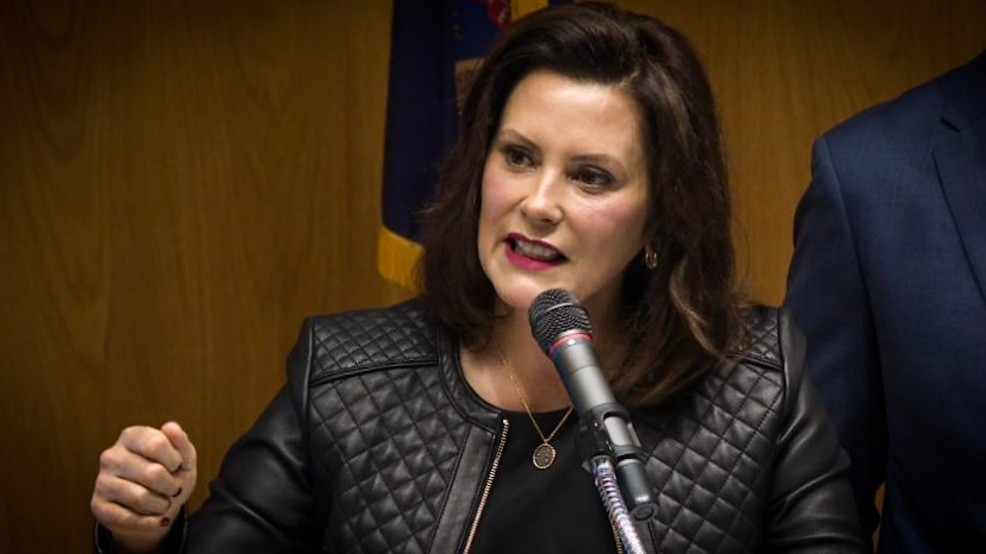 Gov Whitmer To Deliver Democratic Response To Trump S State Of The Union Address Wwmt