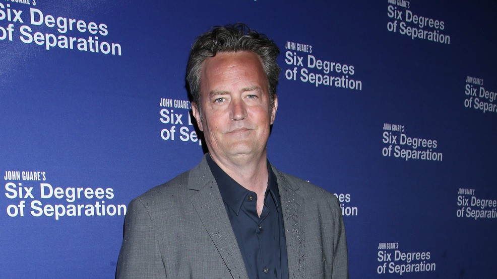Matthew Perry hospitalized for months after surgery | WWMT