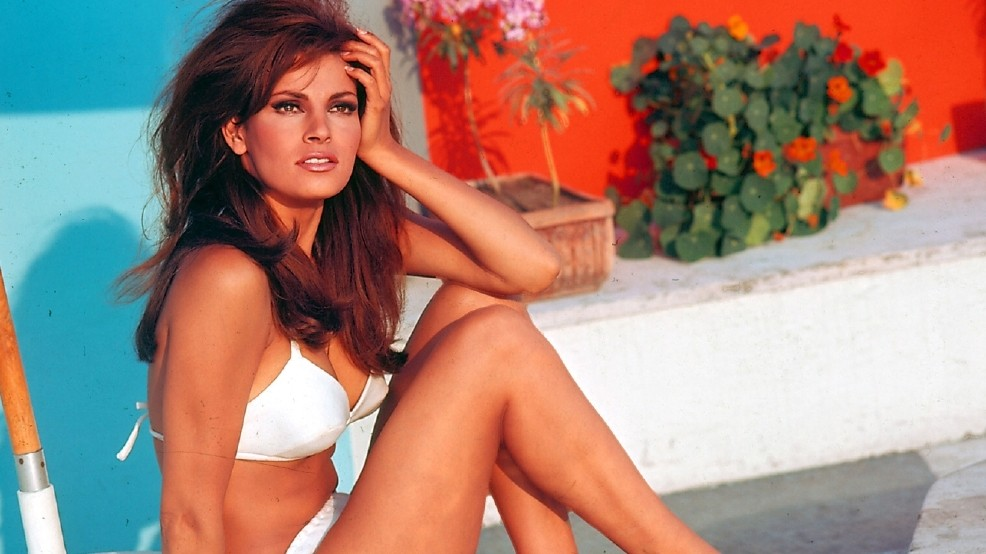 Phrase raquel welch body excited