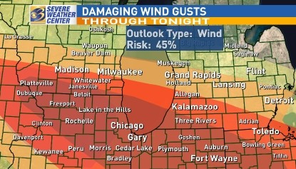 Greatest Threat Of Severe Weather Shifts Southward Wwmt