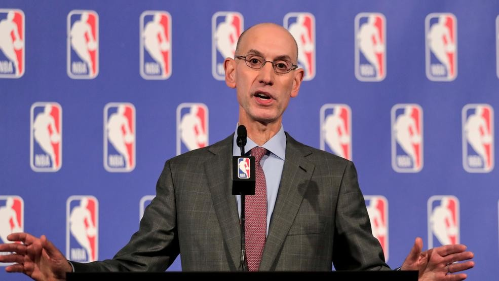 NBA suggests to teams unity ideas, reminds them of anthem
